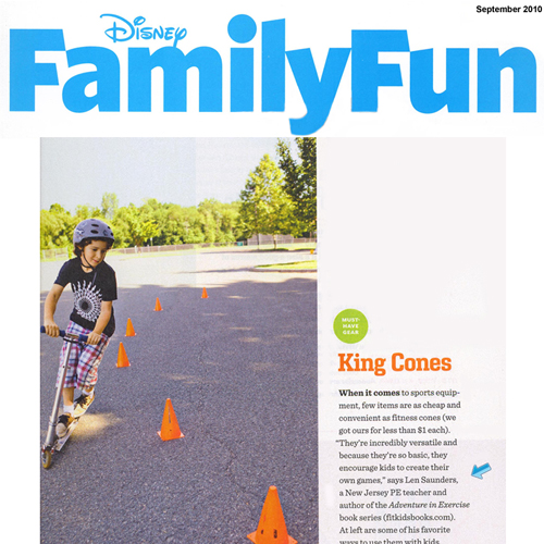 Disney's Family Fun